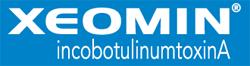 Xeomin logo forehead wrinkle treatment dermatologist alexandria